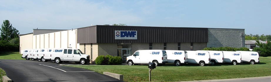 DWF Building and Vans